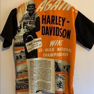 Harley-Davidson Shirts - Harley-Davidson black shirt size XL